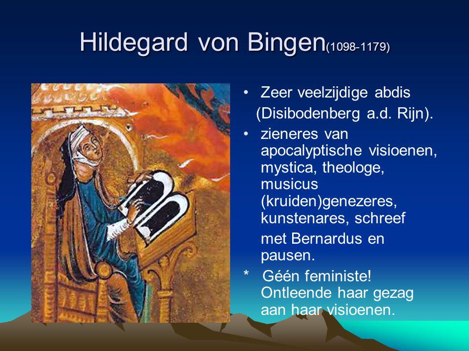 Hildegard von Bingen(1098-1179)