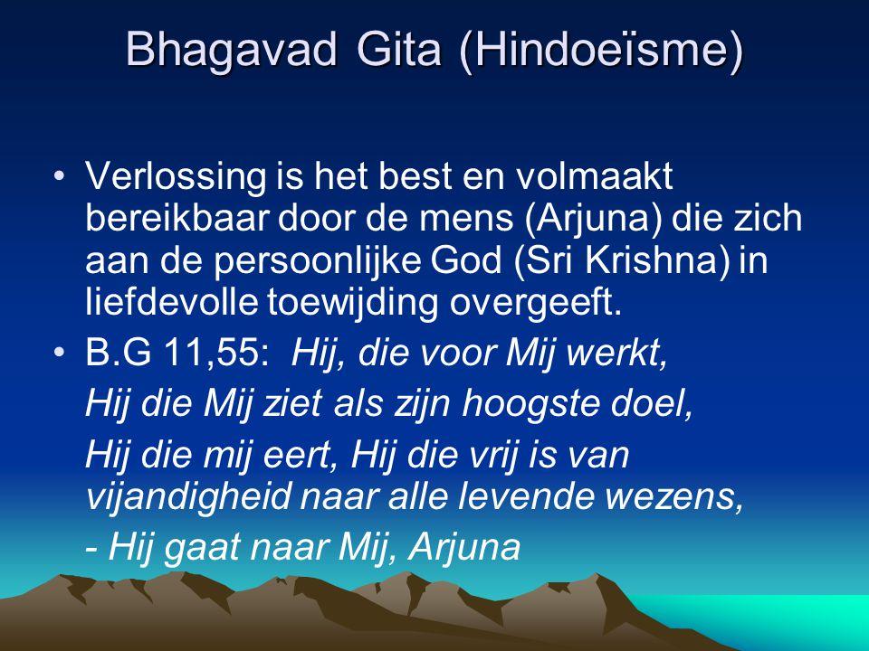 Bhagavad Gita (Hindoeïsme)