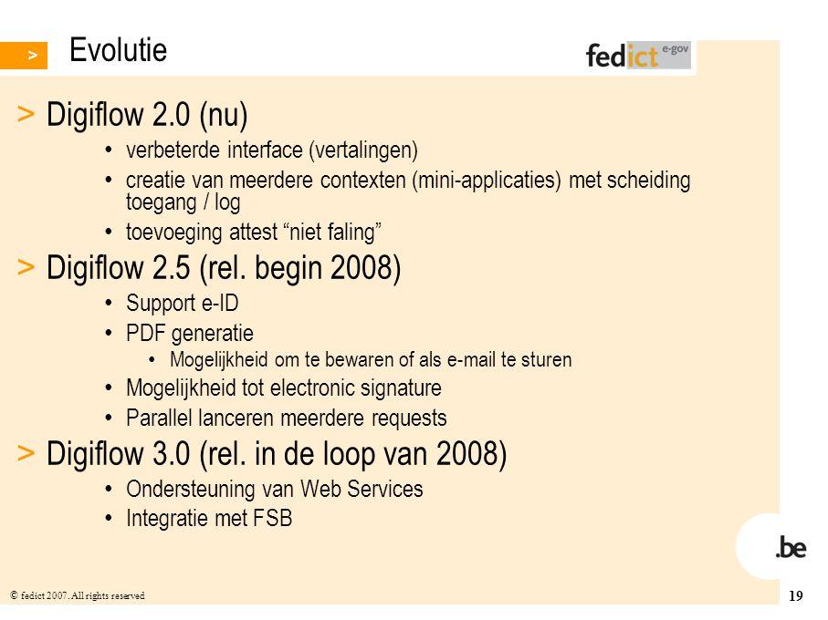 Digiflow 3.0 (rel. in de loop van 2008)