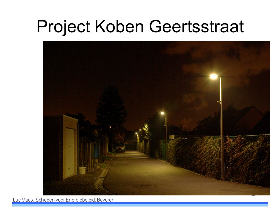 Project Koben Geertsstraat