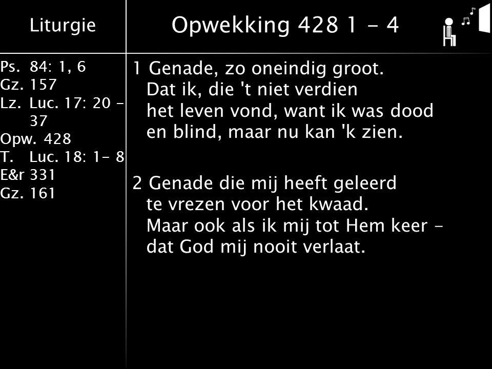 Opwekking 428 1 - 4