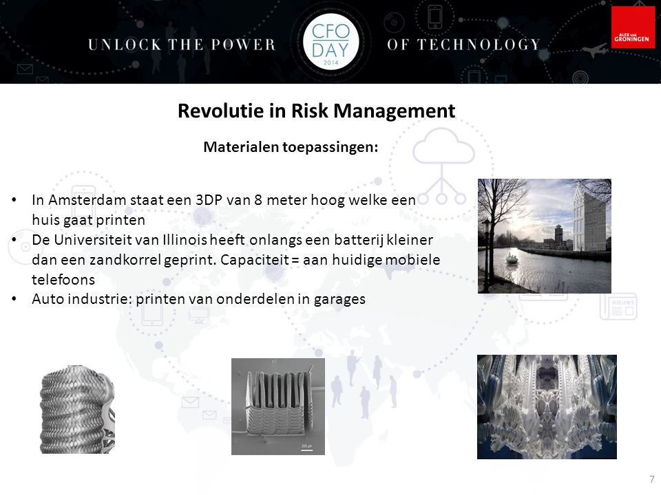 Revolutie in Risk Management