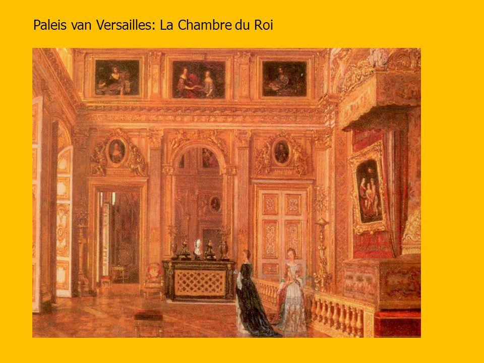 Paleis van Versailles: La Chambre du Roi