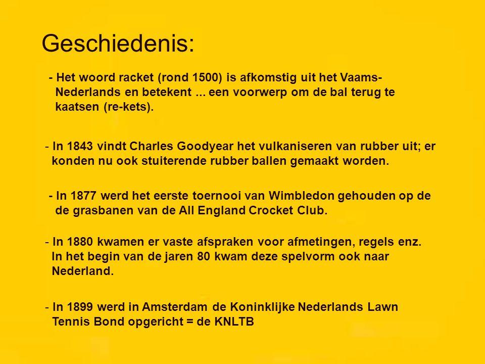 Geschiedenis: