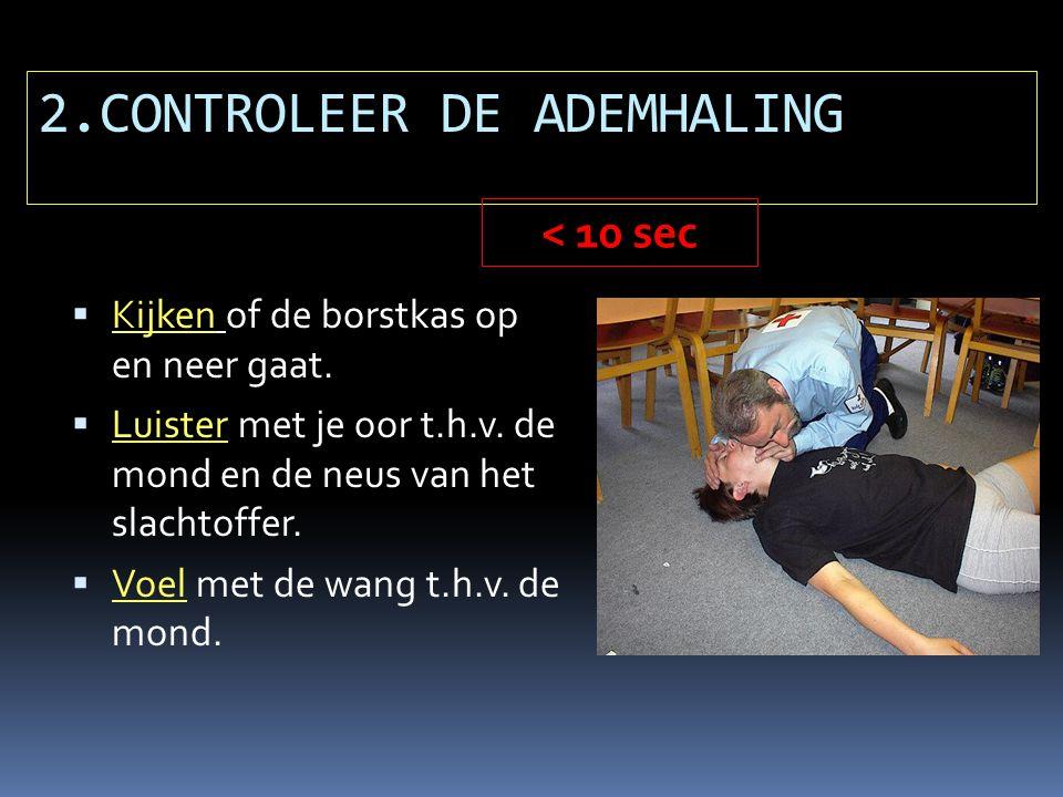 2.CONTROLEER DE ADEMHALING