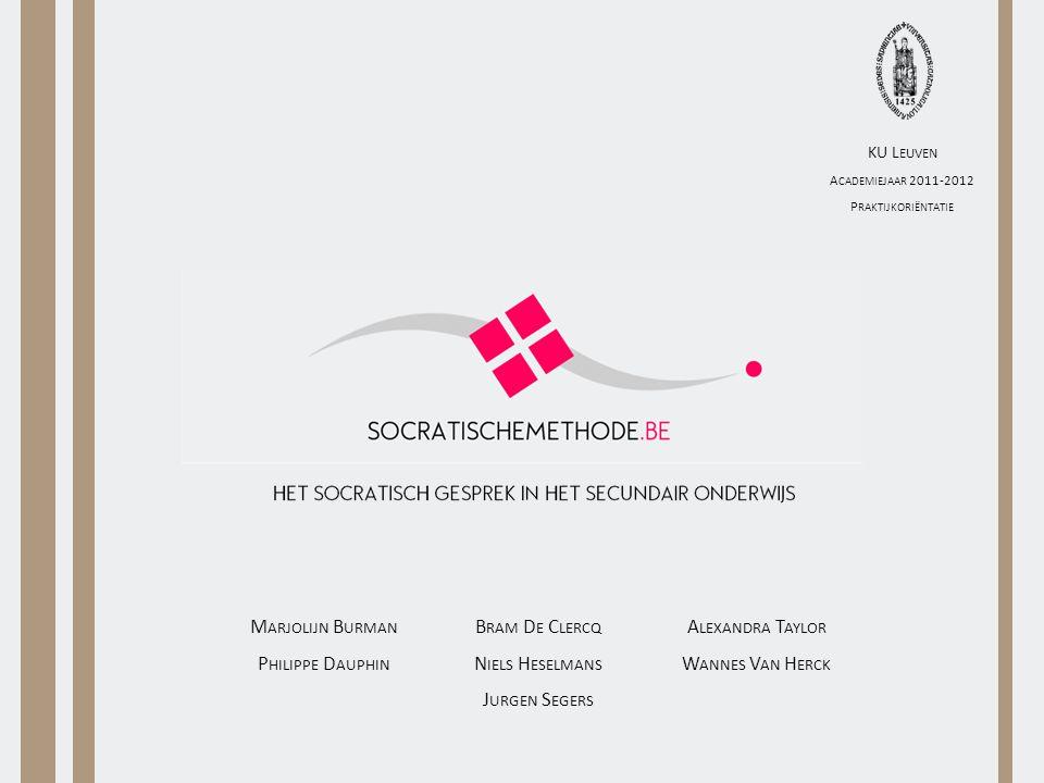Academiejaar 2011-2012 Praktijkoriëntatie