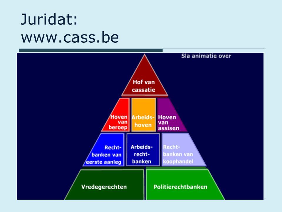 Juridat: www.cass.be