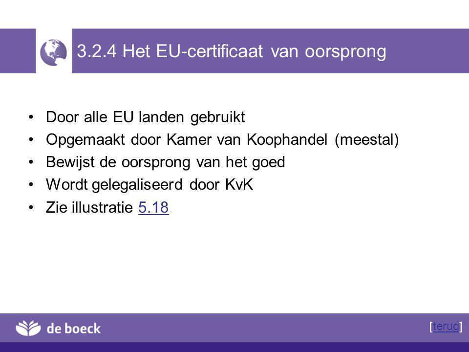 3.2.4 Het EU-certificaat van oorsprong
