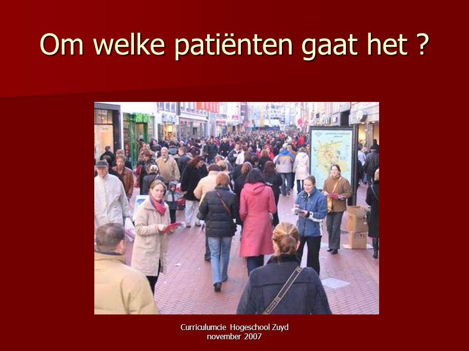 Om welke patiënten gaat het