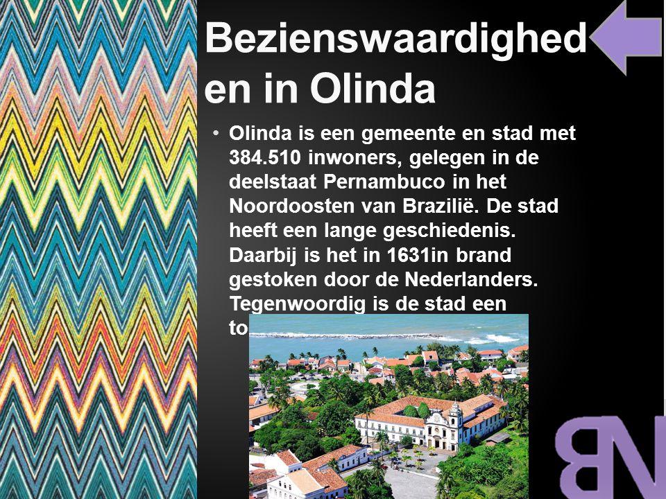 Bezienswaardigheden in Olinda