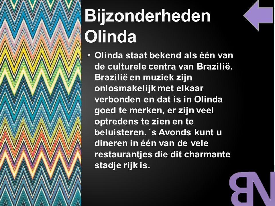 Bijzonderheden Olinda