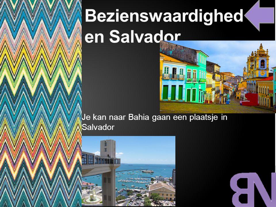Bezienswaardigheden Salvador