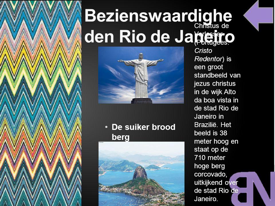 Bezienswaardigheden Rio de Janeiro