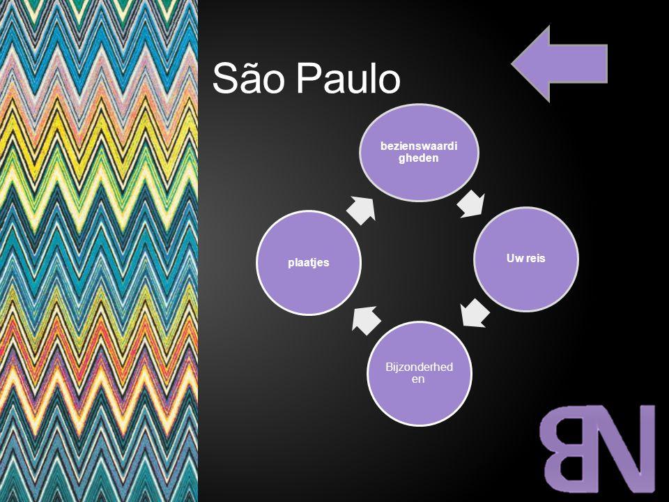 São Paulo bezienswaardigheden Uw reis Bijzonderheden plaatjes