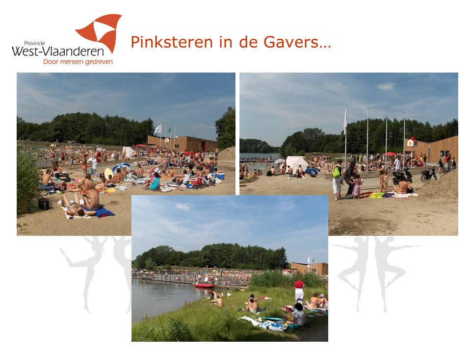 Pinksteren in de Gavers…