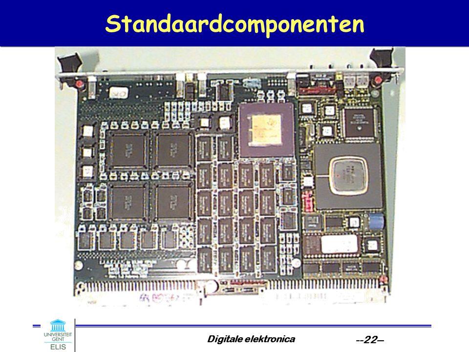 Standaardcomponenten