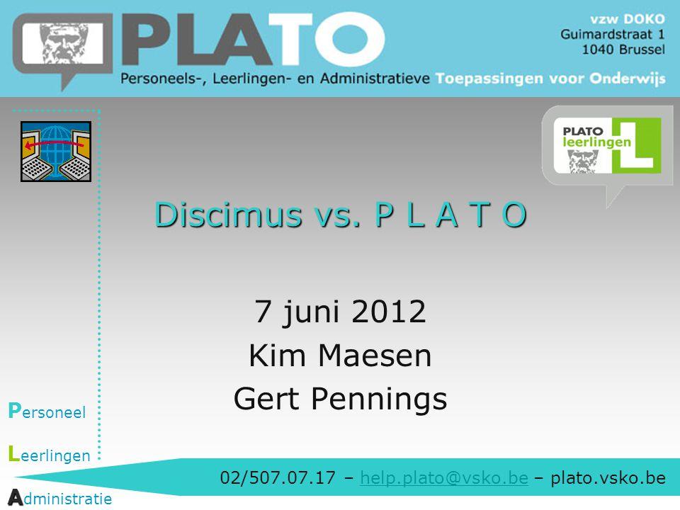 7 juni 2012 Kim Maesen Gert Pennings