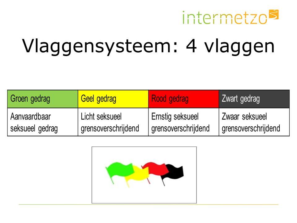 Vlaggensysteem: 4 vlaggen
