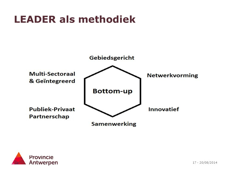 LEADER als methodiek