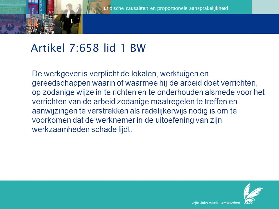 Artikel 7:658 lid 1 BW