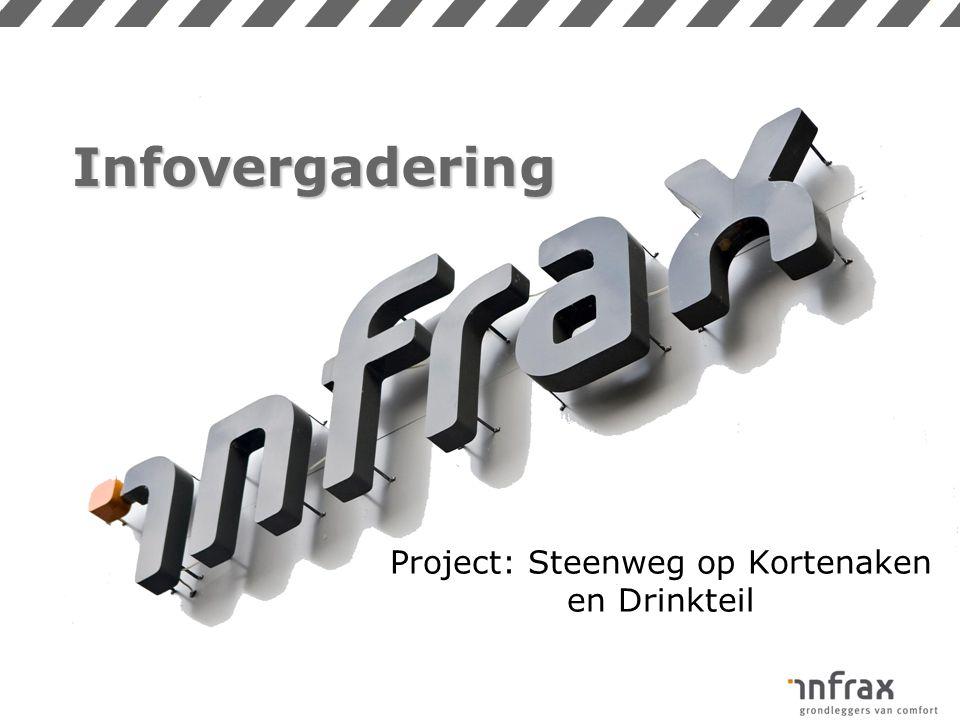 Project: Steenweg op Kortenaken en Drinkteil