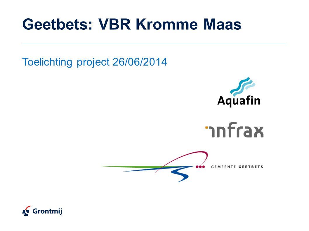Geetbets: VBR Kromme Maas