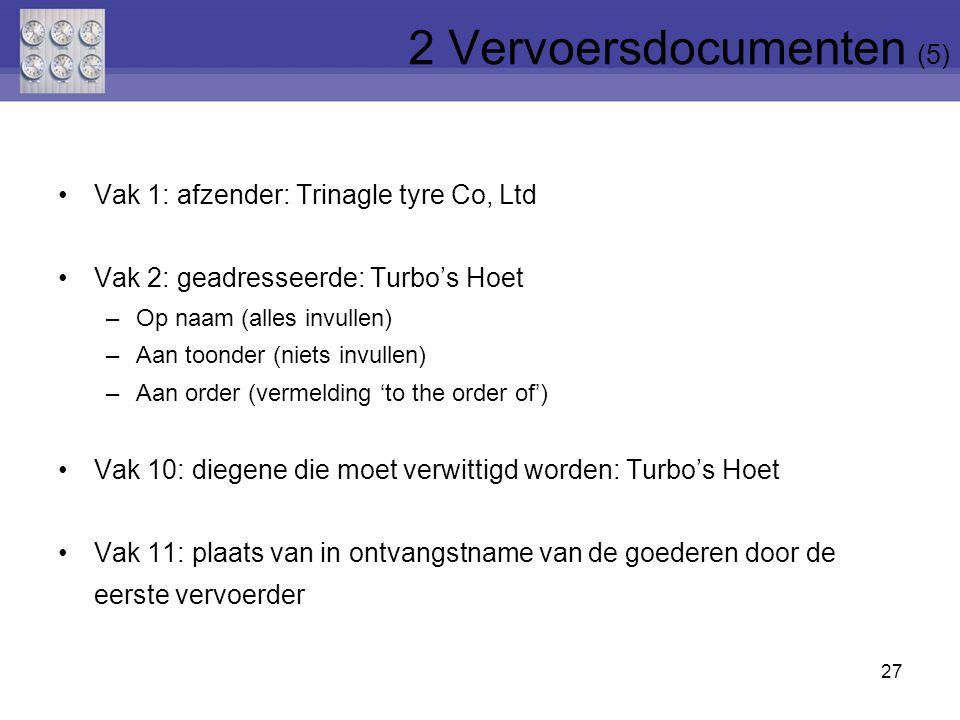2 Vervoersdocumenten (5)