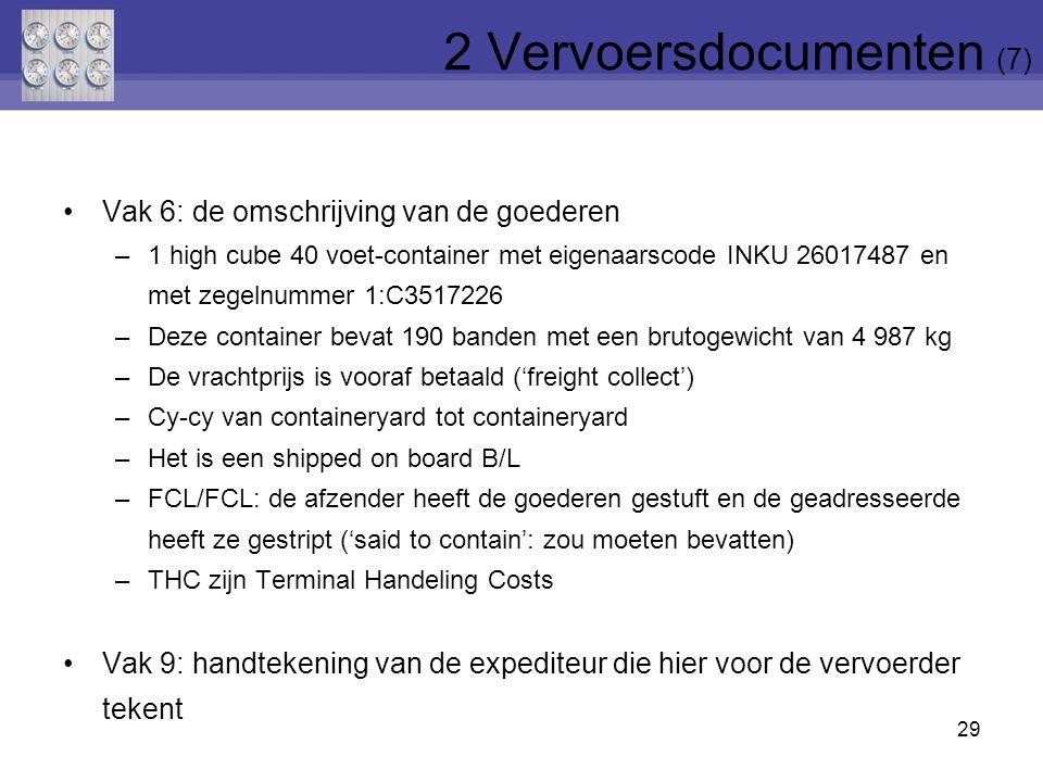 2 Vervoersdocumenten (7)
