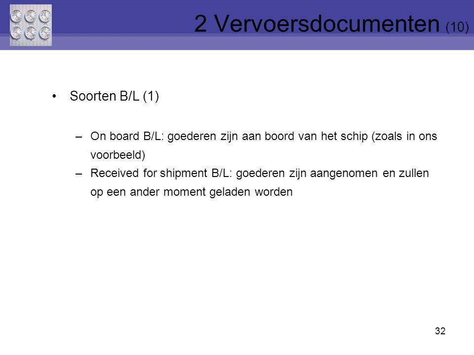 2 Vervoersdocumenten (10)