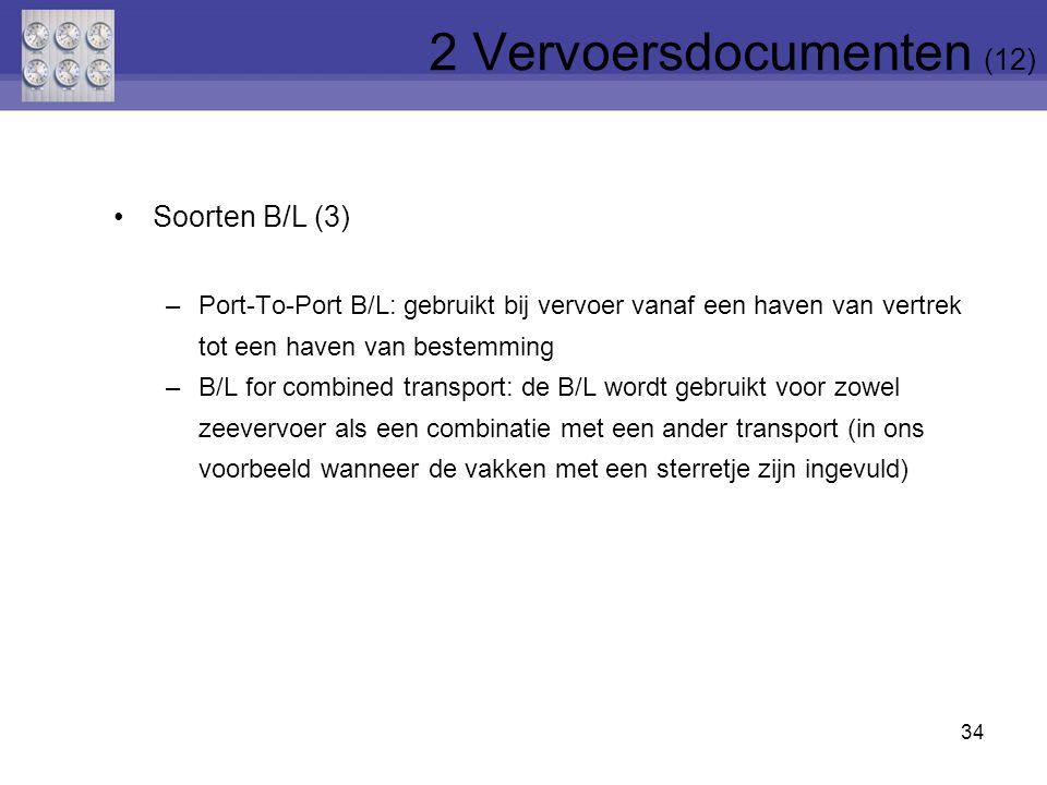 2 Vervoersdocumenten (12)