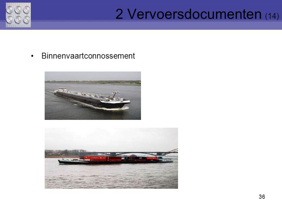 2 Vervoersdocumenten (14)