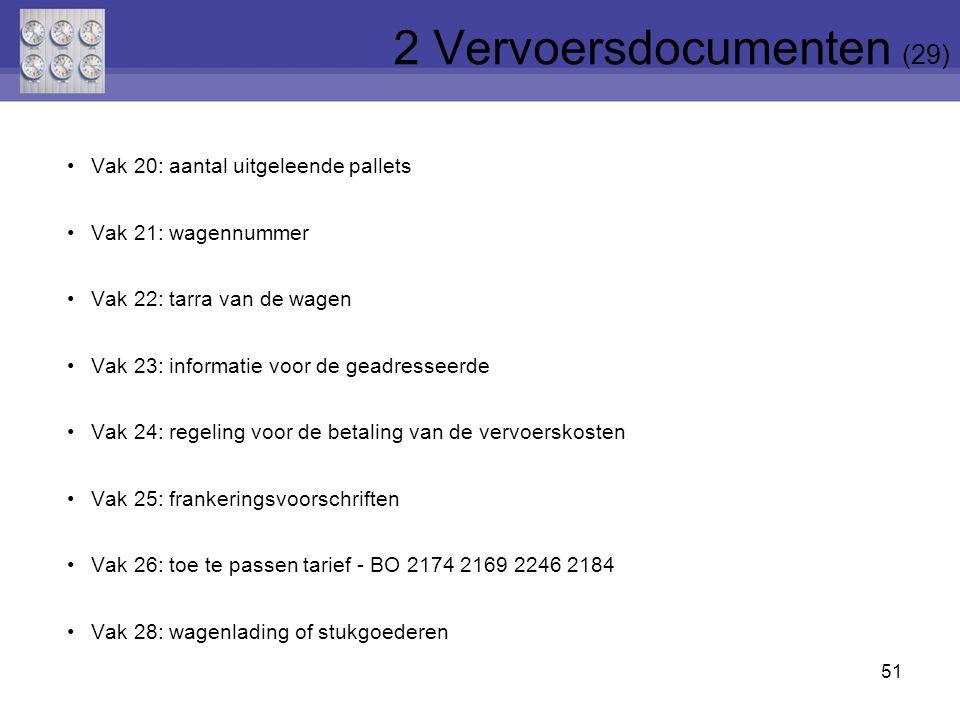 2 Vervoersdocumenten (29)