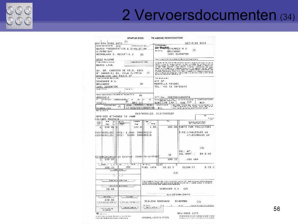 2 Vervoersdocumenten (34)