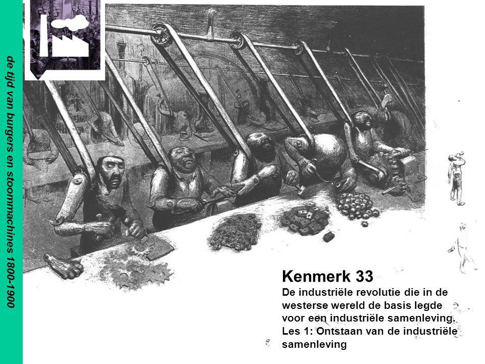 de tijd van burgers en stoommachines 1800-1900