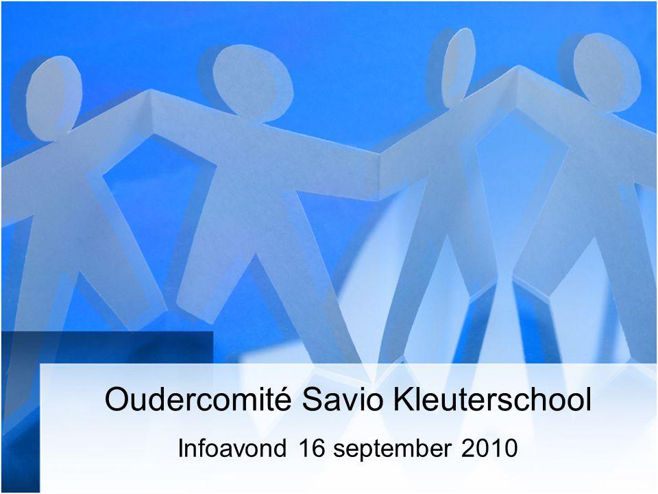 Oudercomité Savio Kleuterschool