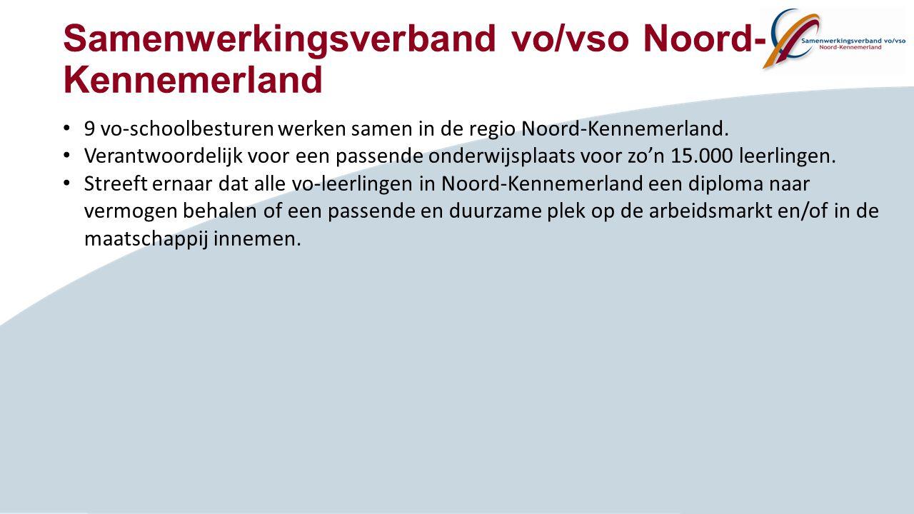 Samenwerkingsverband vo/vso Noord-Kennemerland