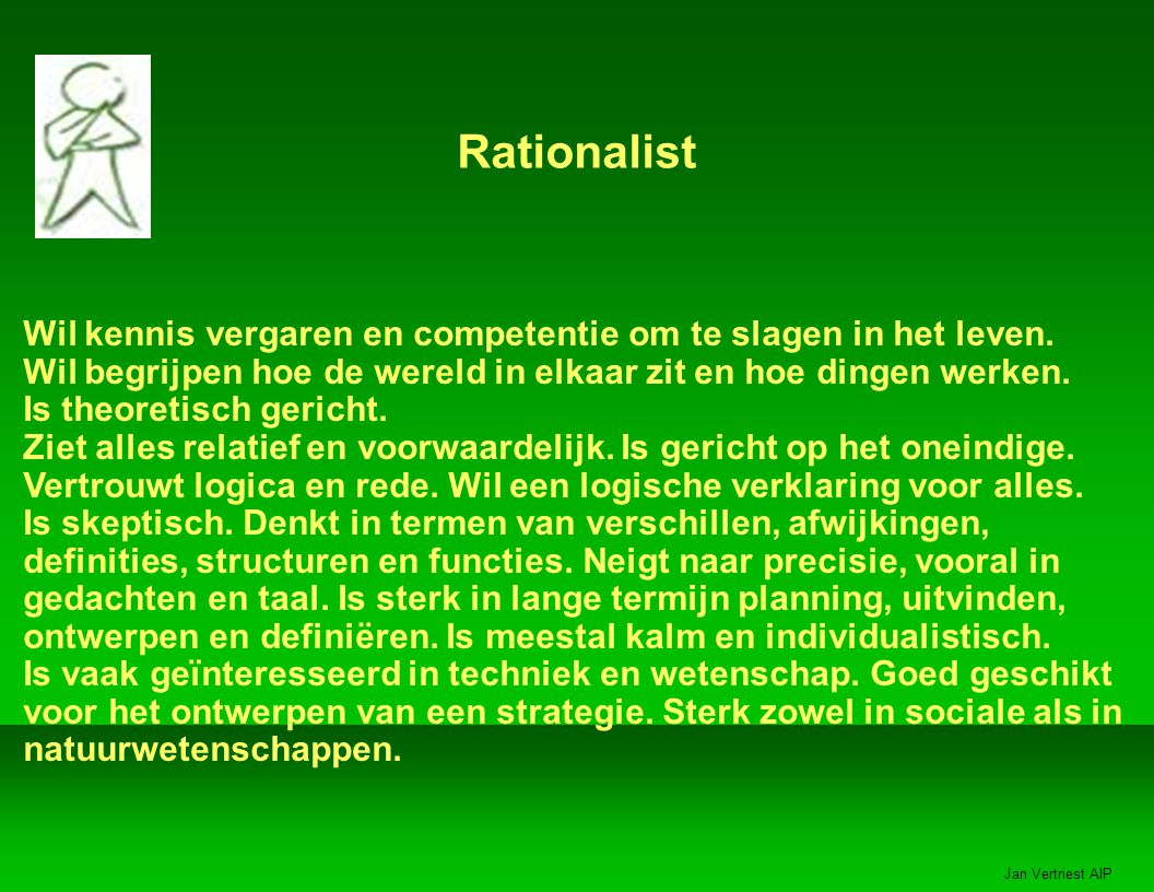 Rationalist