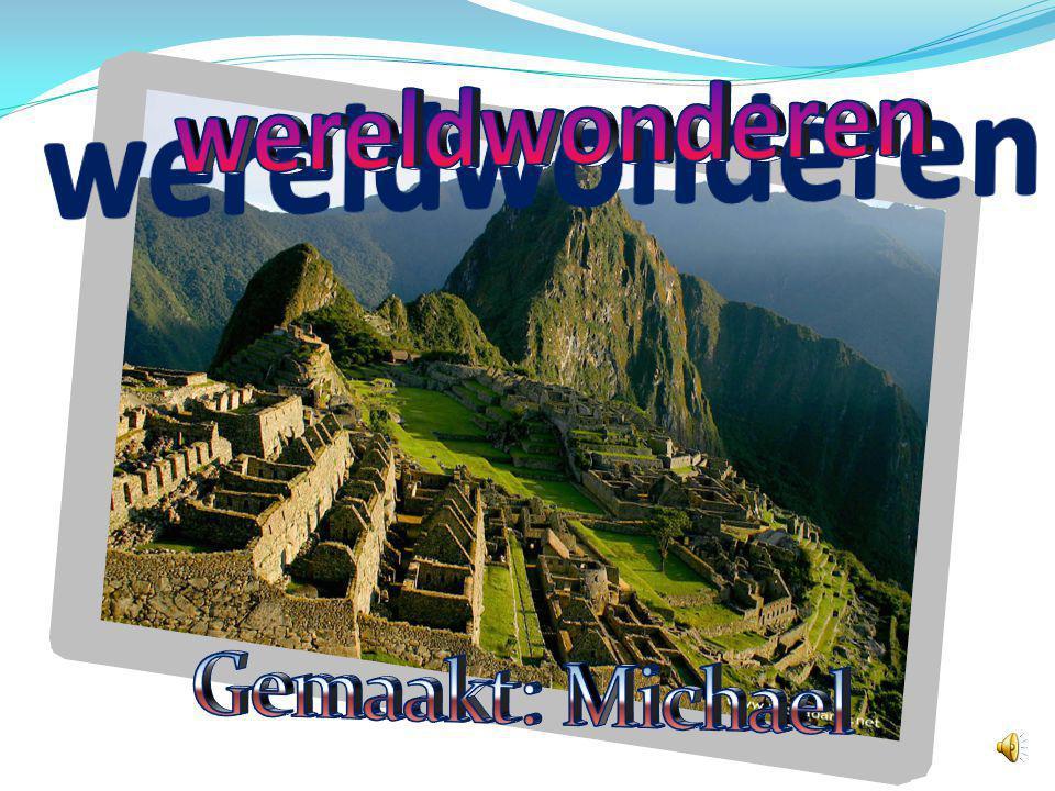 wereldwonderen Gemaakt: Michael