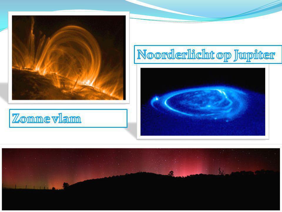 Noorderlicht op Jupiter