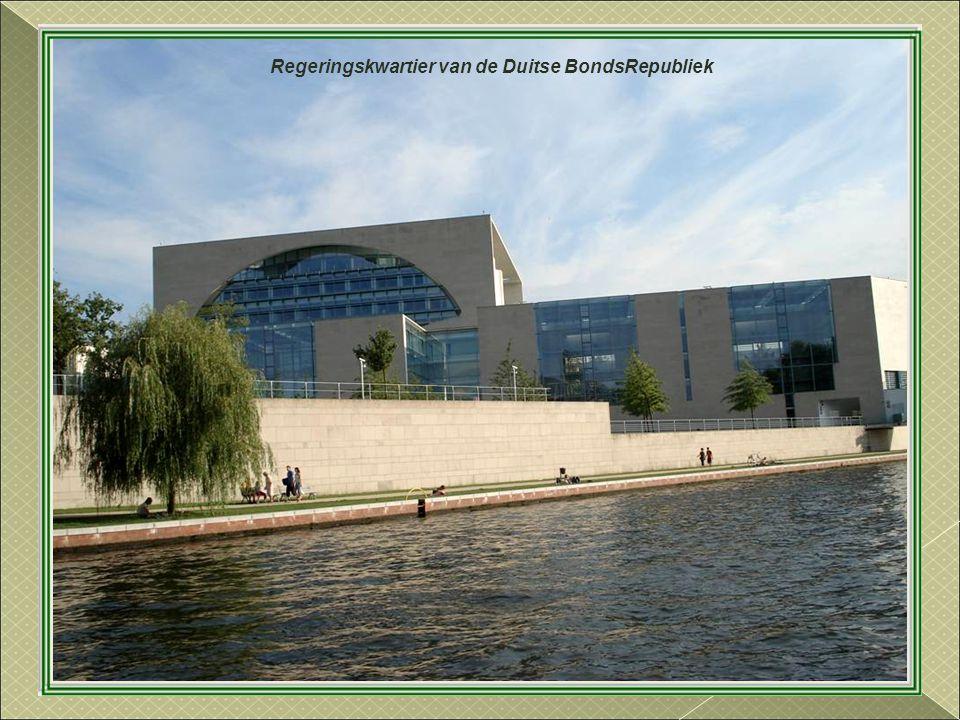 Regeringskwartier van de Duitse BondsRepubliek