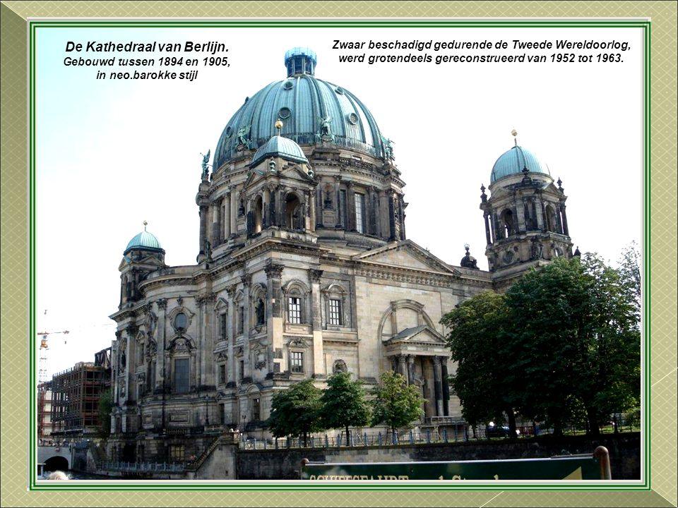 De Kathedraal van Berlijn.