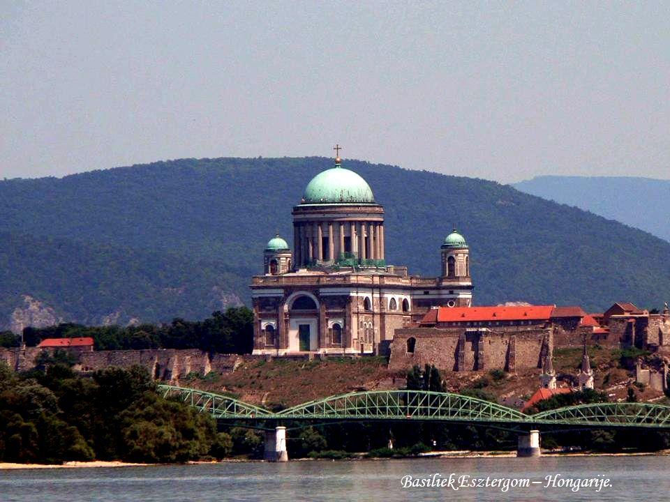 Basiliek Esztergom – Hongarije.