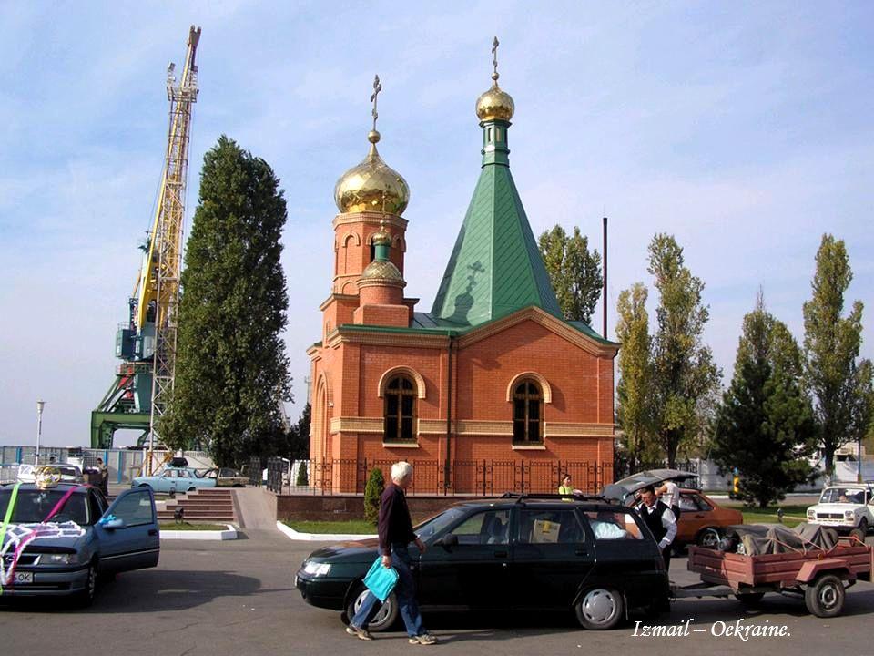 Izmail – Oekraine.