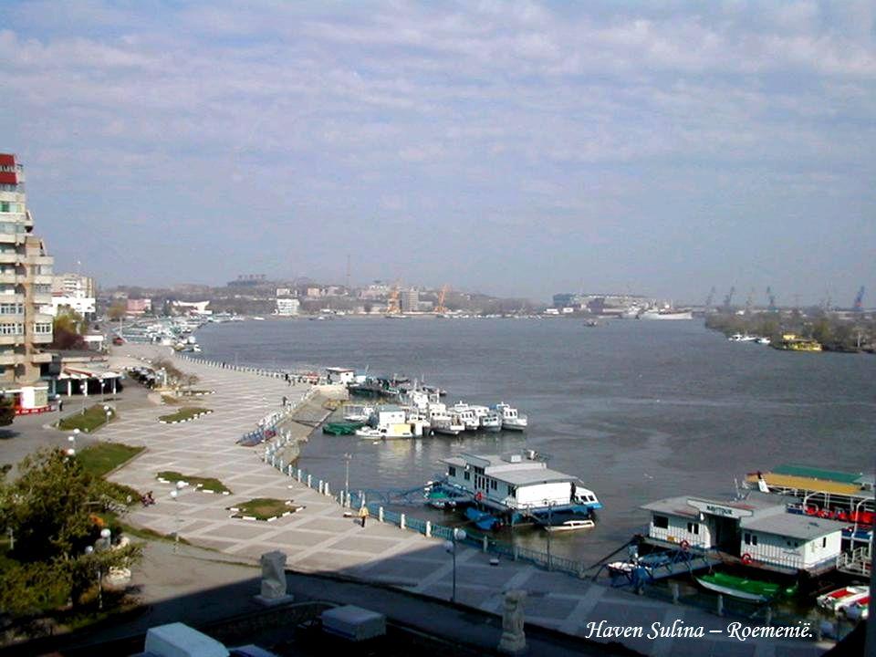 Haven Sulina – Roemenië.