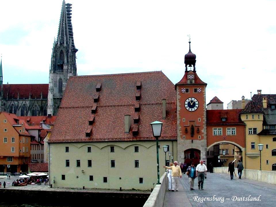 Regensburg – Duitsland.