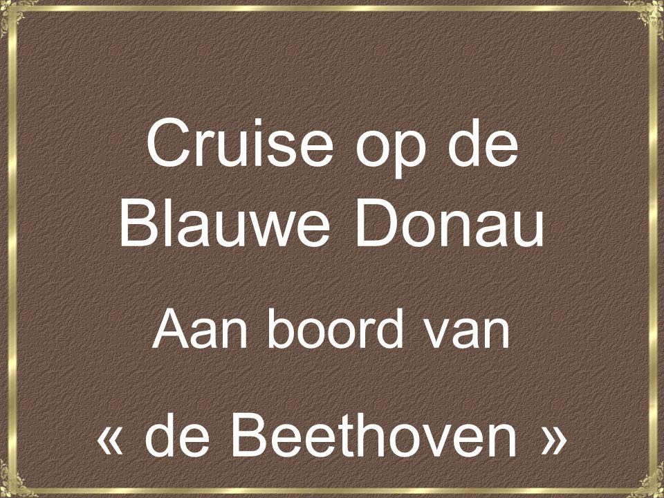 Cruise op de Blauwe Donau
