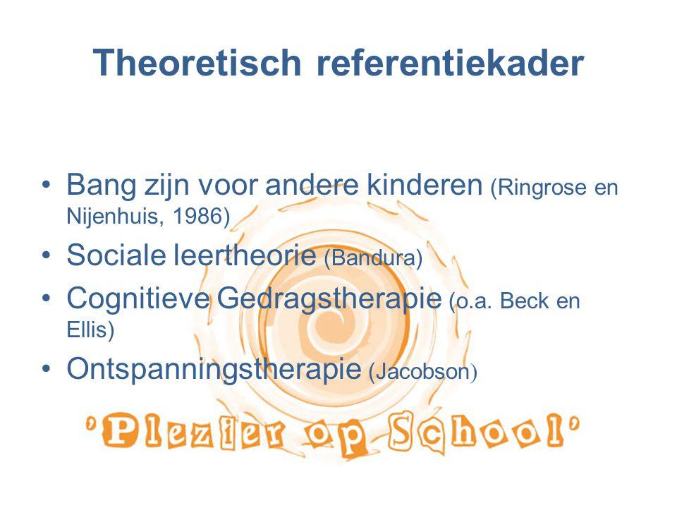 Theoretisch referentiekader