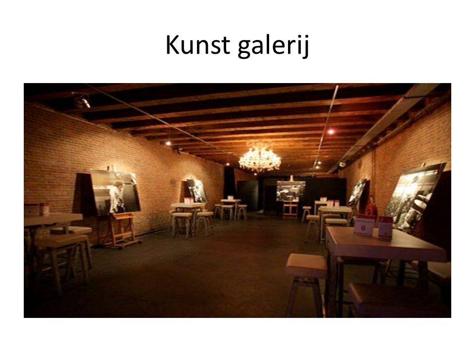 Kunst galerij