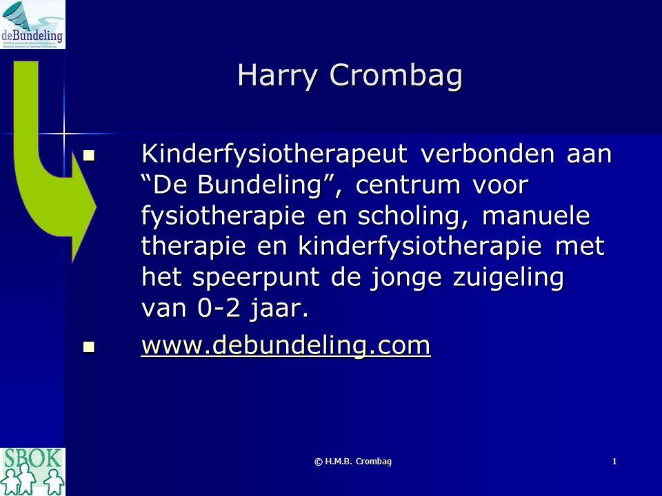 Harry Crombag