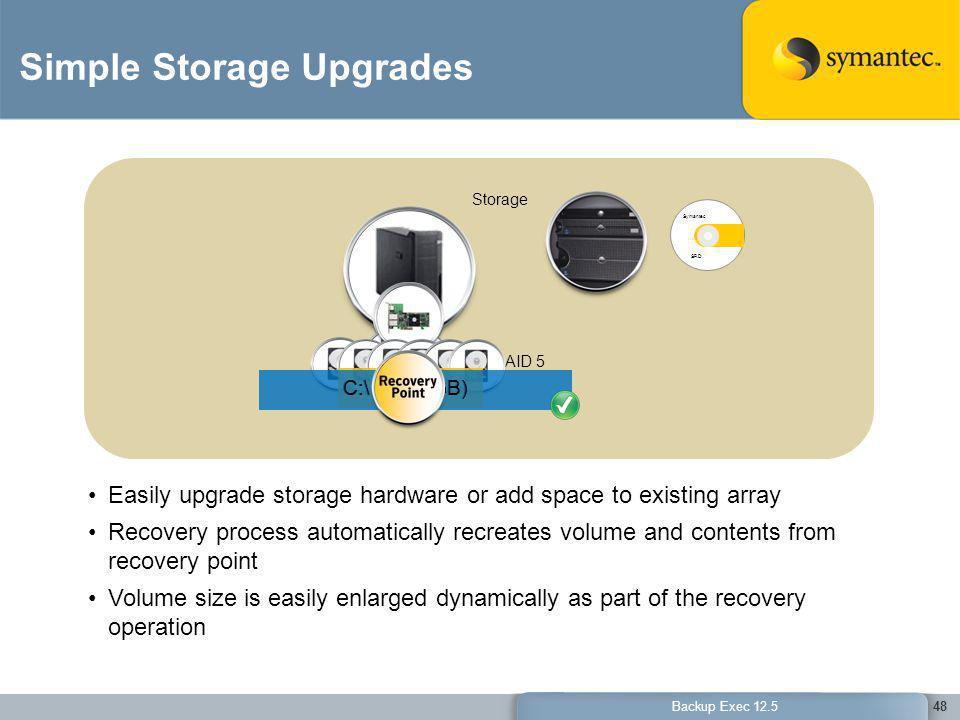Simple Storage Upgrades